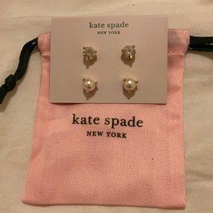 Kate Spade NY Costume Stud Earrings